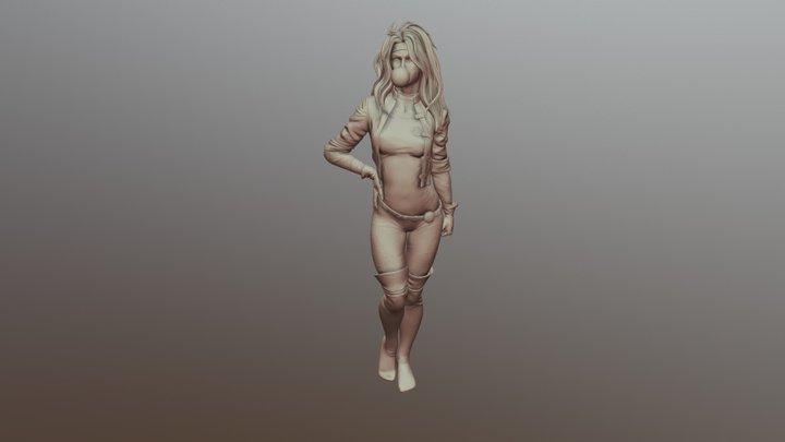 Rogue 3D Model