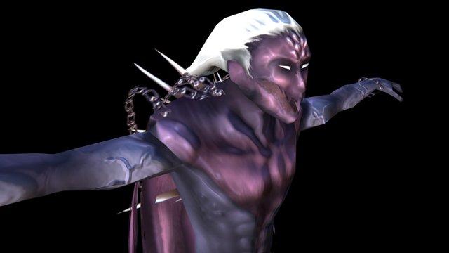 No-name phantom 3D Model
