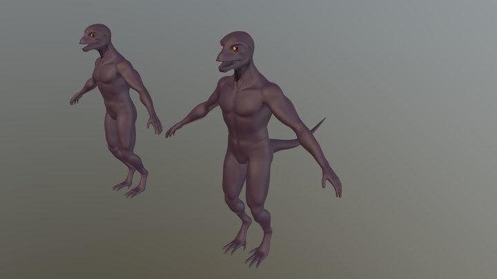 kaija (free download) 3D Model