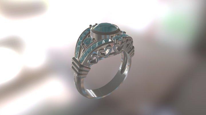 Yuzuk 3D Model