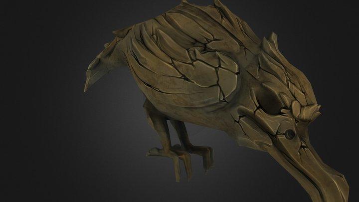Crowket 3D Model