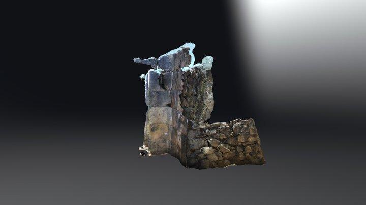 Ruins 3 3D Model