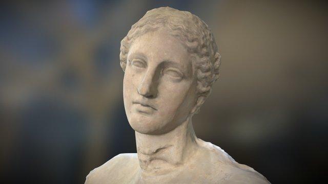 Vénus d'Arles 3D Model