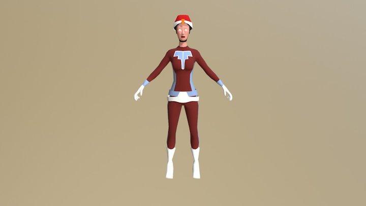 Poli 3D Model