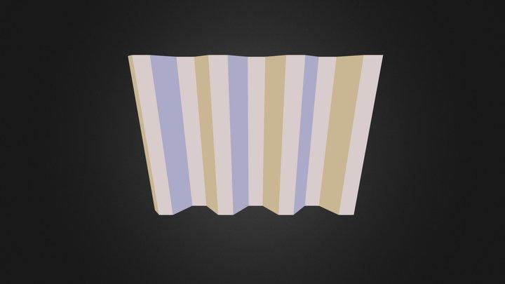Test Panel 3D Model