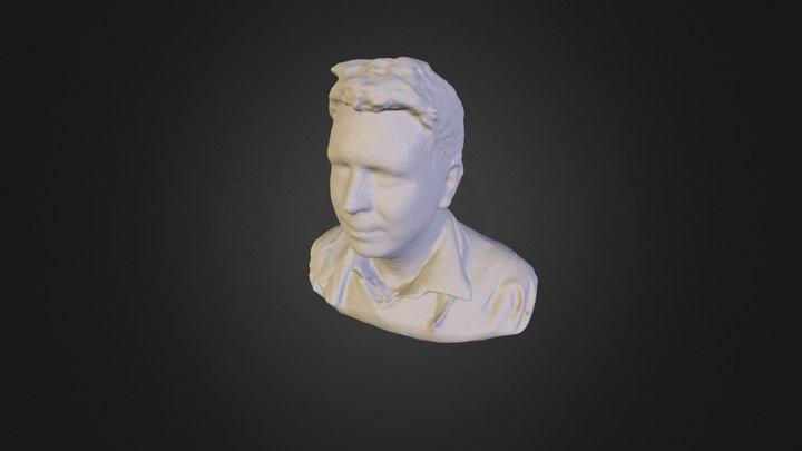 Head Scan.stl 3D Model