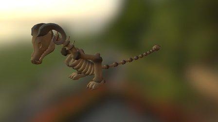 Boss (Creature) 3D Model