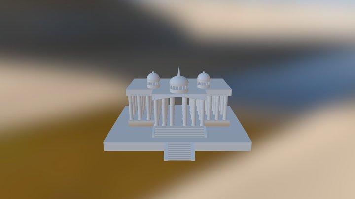 Aries 3D Model