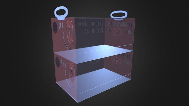 hamuster_home 3D Model