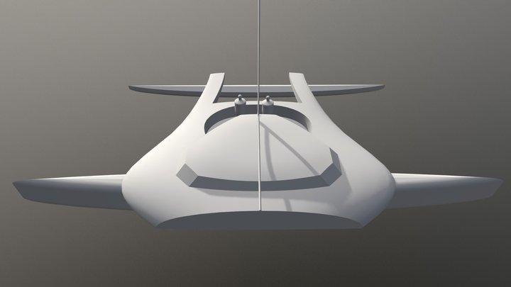 Proa 2018 Mar22b 3D Model