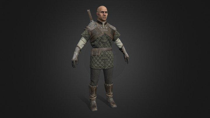 Artur 3D Model