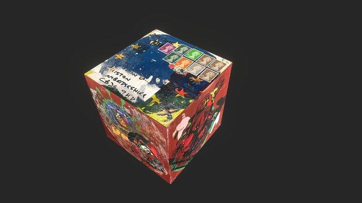 Transit Cube 3D Model