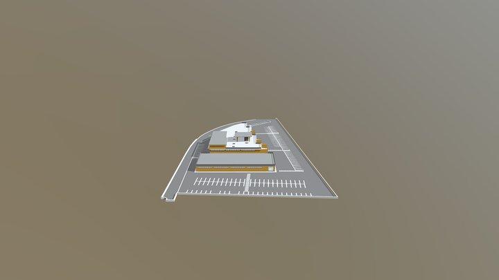 Nima2 3D Model