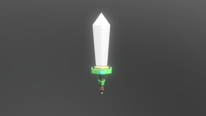 Sword Tut 3D Model