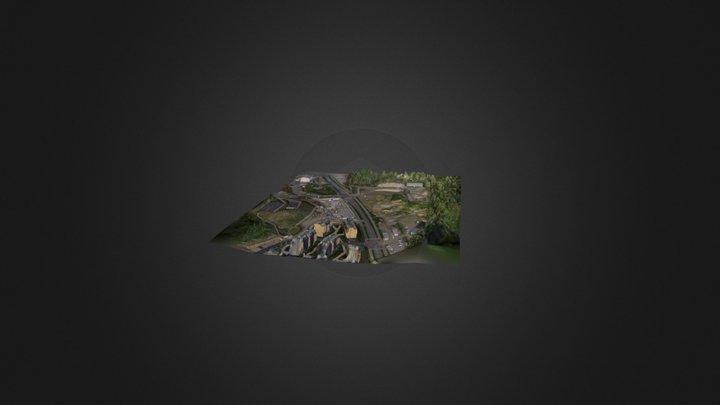 Brdo 3D Model