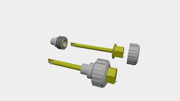 PCH07 3D Model