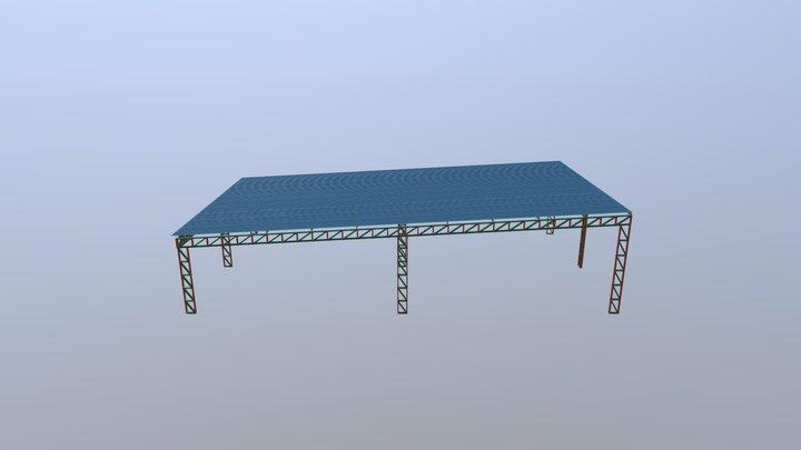 3D AF 3D Model