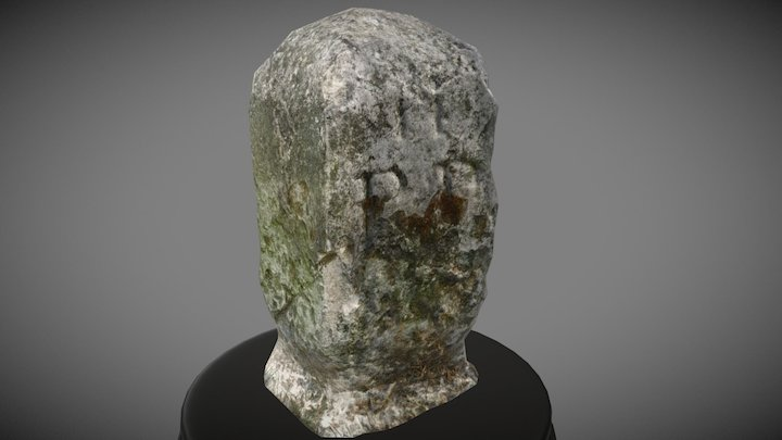 Kensington Stone 3D Model