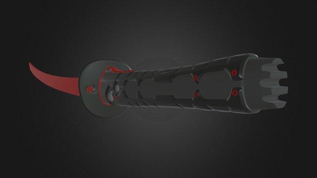 Muramasa 3D Model