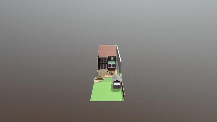 Ext_ext Jerome 3D Model
