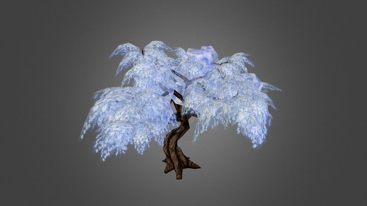 Icetree 3D Model
