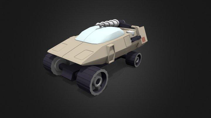 JAYCE VRILLER 3D Model