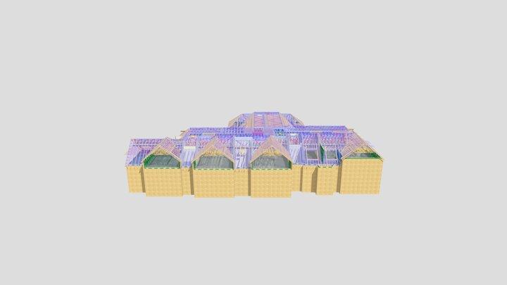 P13239A - Churchill -Orpington 3D Model