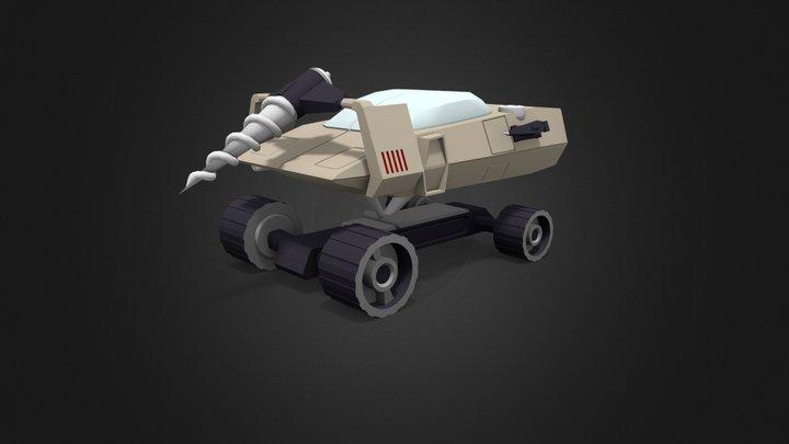 VRILLER_MODE_2 3D Model