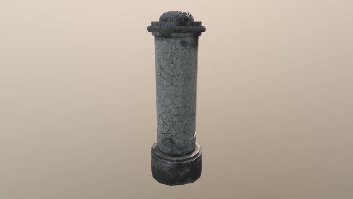 Pillar V2 3D Model