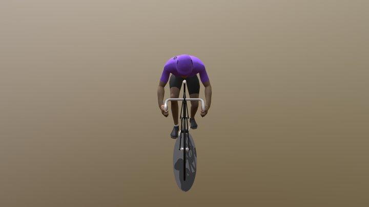 Bicycleman 09 3D Model