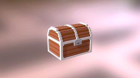 Treasure Box 3D Model