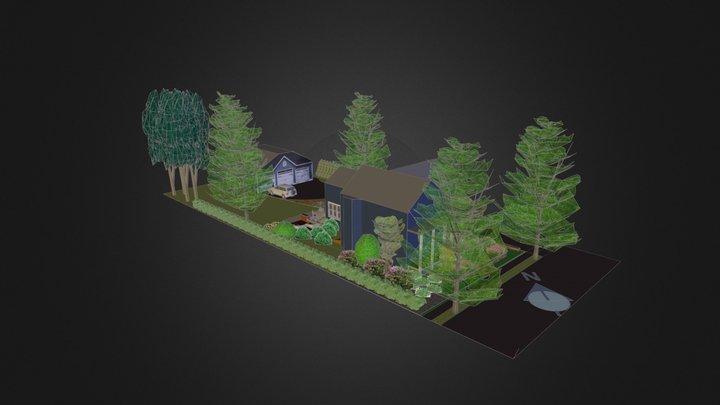 client m 3D Model