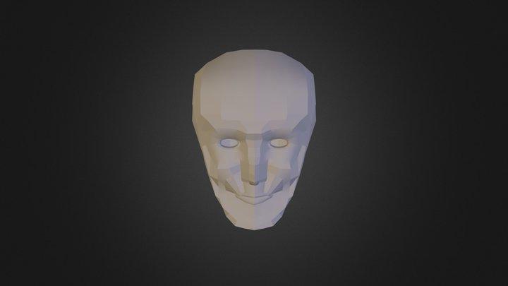 TalithaW_Head 3D Model