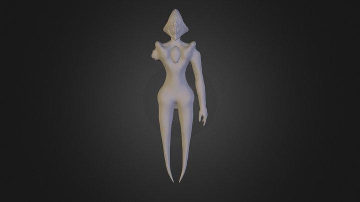 Mendeus 3D Model