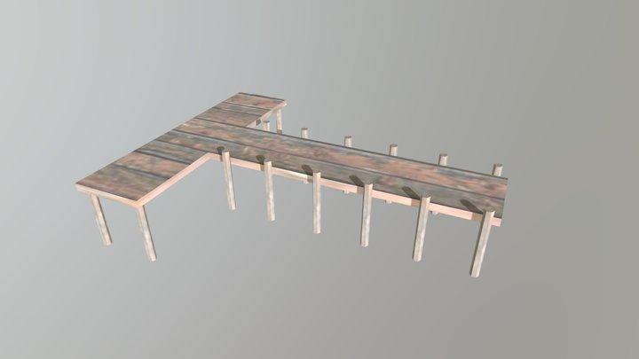 Cais 3D Model