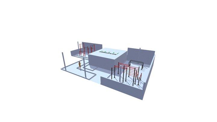 Propuesta Final COT-780C 3D Model