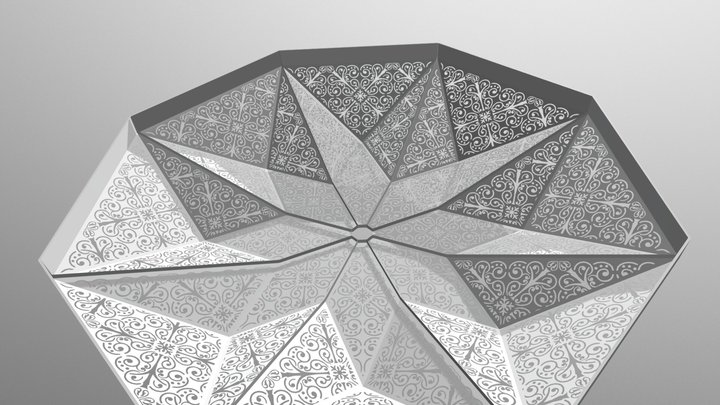 Ceiling 3D Model