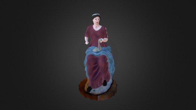 Clio Restoration 3D Model
