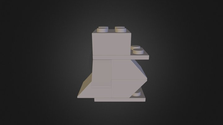 Penguins 3D Model