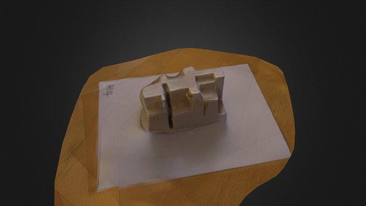 test H4 3D Model