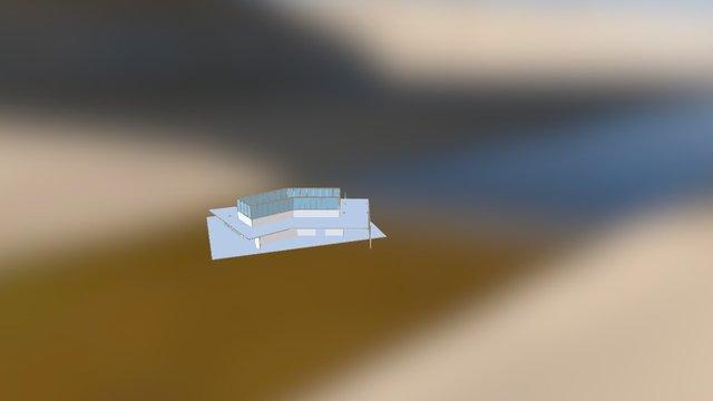 Test Yuri Luuk 4 3D Model
