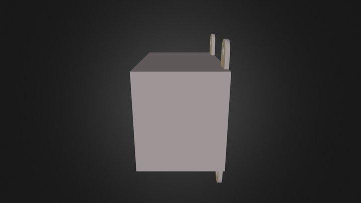 Gopro Case 3D Model