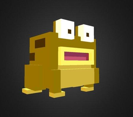 Toadder 3D Model