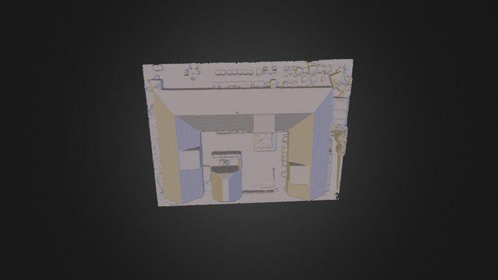 Naamloos 3D Model