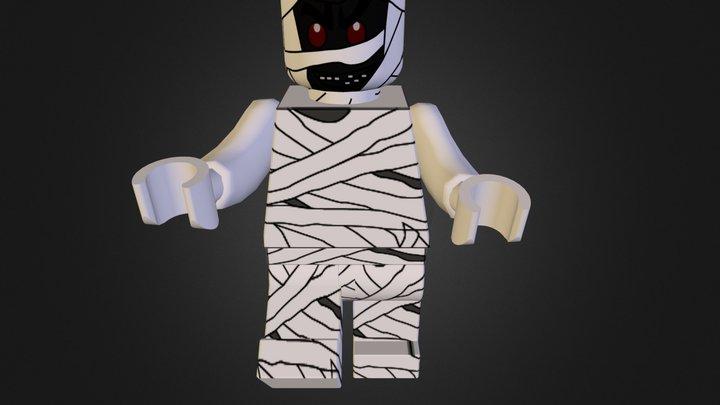 Momia 3D Model