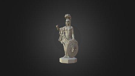 Minerva 3D Model