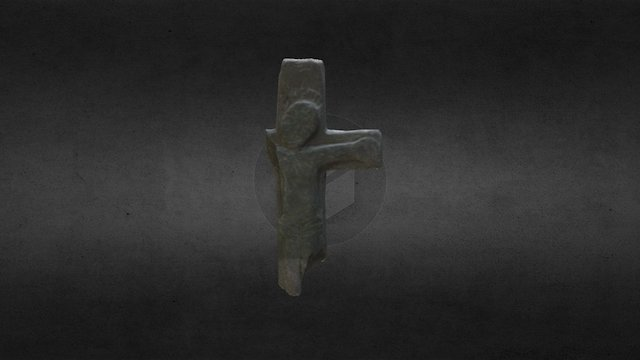 Votive Offering Two 3D Model