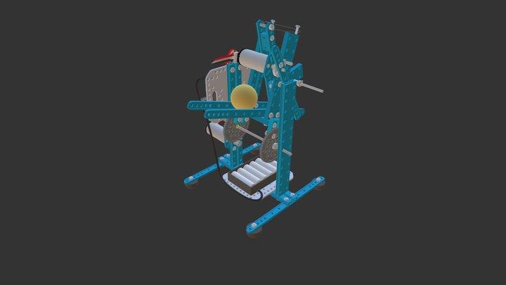 Ultimate 2.0 -- Catapult Ram 3D Model