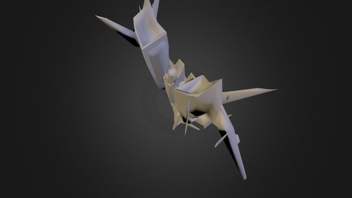 WP bg 3D Model