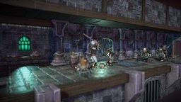 Scene_Castle_of_Shadows 3D Model